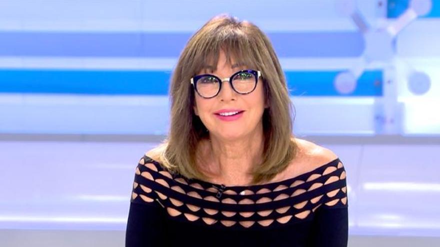 Ana Rosa Quintana revela que, en una ocasión, votó a un partido de izquierda