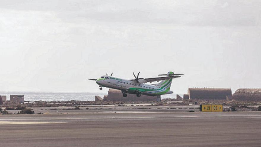 Binter retoma los vuelos con Madeira tras interrumpirlos por la crisis sanitaria