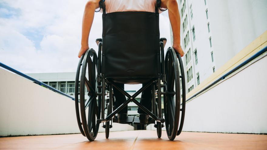 La pobreza y la exclusión social, un mal que asfixia a las personas con discapacidad: un tercio las sufren