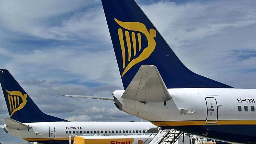 Sancionan a Ryanair por el despido injusto de una tripulación