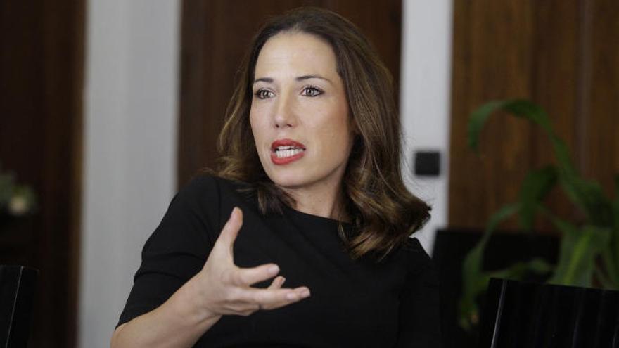 """Patricia Hernández: """"Todo el mundo será juzgado, pues los comportamientos hablan de las prioridades de cada quien"""""""