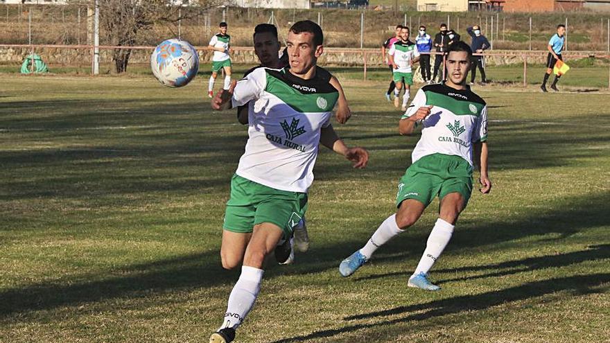 El Benavente recibe hoy al Real Salamanca Monterrey