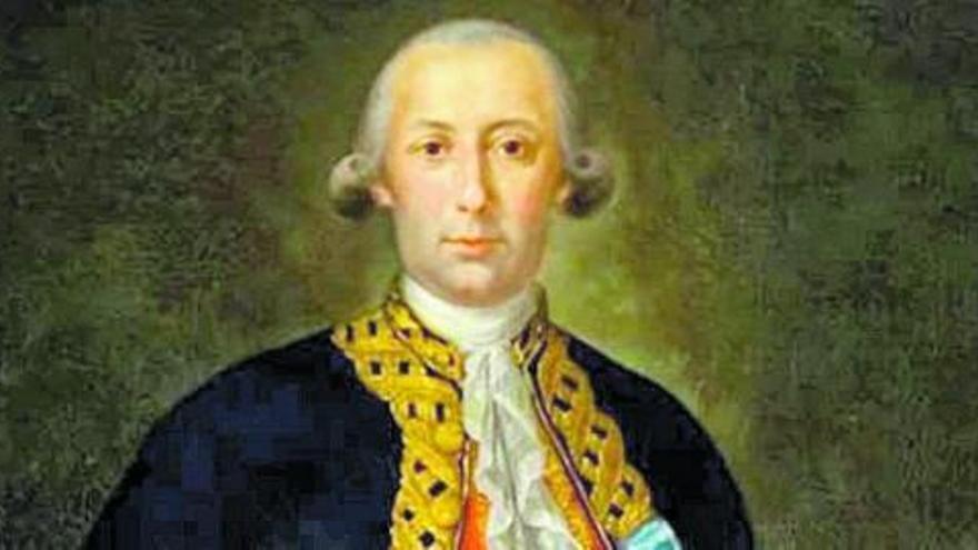 Bernardo de Gálvez, el  héroe español en EEUU
