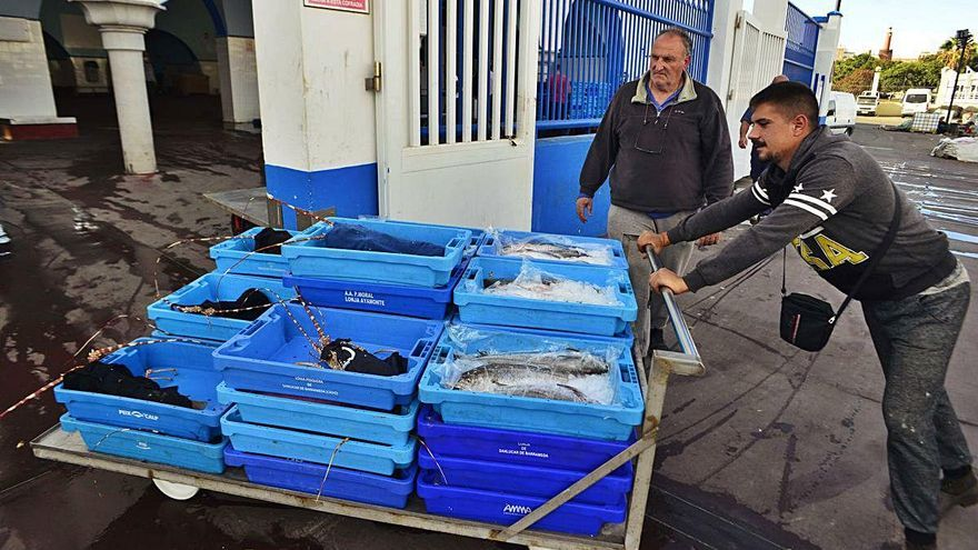 """""""Que nos quiten 34 días de pesca al año aboca el sector a la ruina"""""""