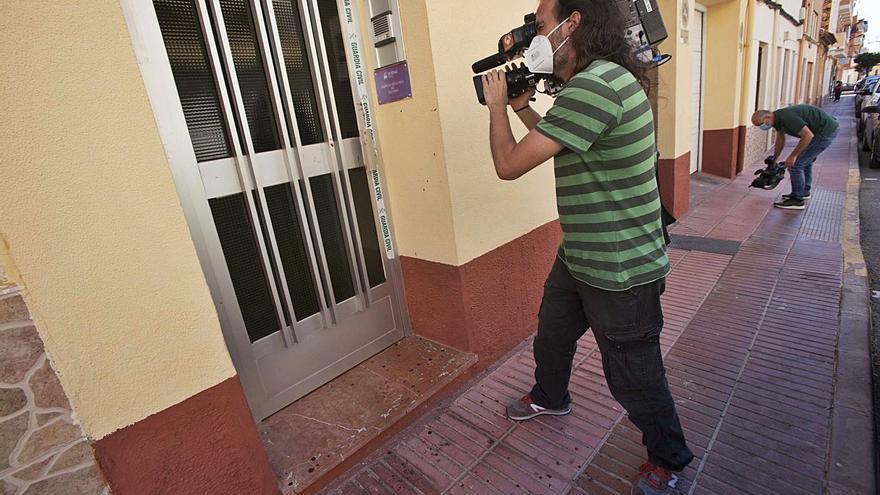 El acusado de un crimen en San Vicente: «He matado a mamá y ahora te toca a ti»
