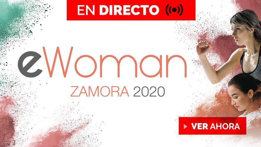 Vuelve a ver el evento online eWoman Zamora 2020