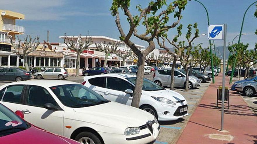 Castelló i Empuriabrava, lliures de zona blava