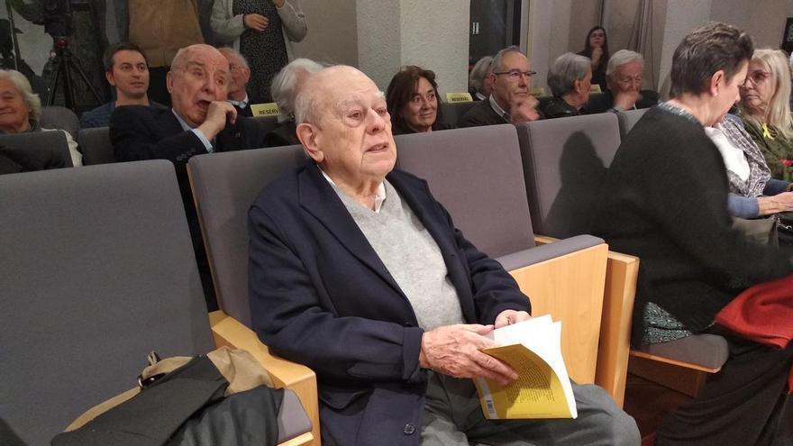 El expresidente Jordi Pujol niega cualquier corrupción en el caso al que da nombre y pide su libre absolución