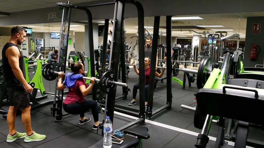 """Joel Fitness: """"el gimnasio más nuevo y completo en el centro de Palma"""""""