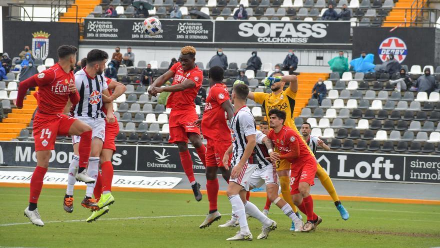El Badajoz está listo para el 'playoff'
