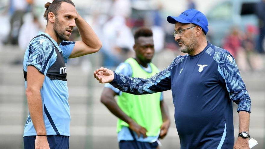Vinculan a Muriqi con el Valencia CF; así está la situación del delantero de la Lazio