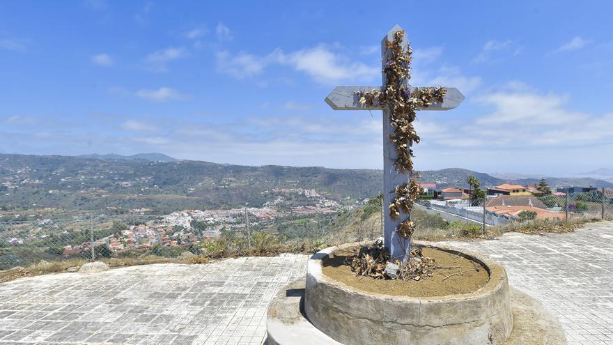 Miradores de Tres Piedras y La Concepción, en Santa Brígida.