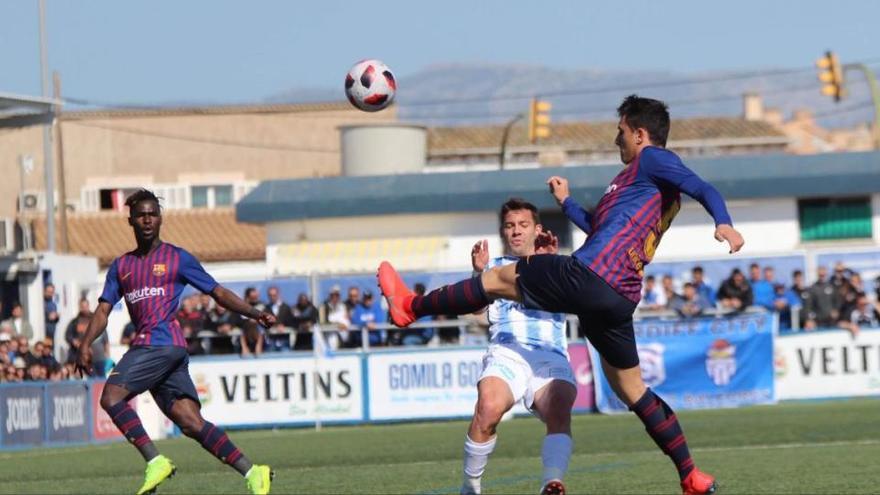 Atlético Baleares baut seine Tabellenführung aus