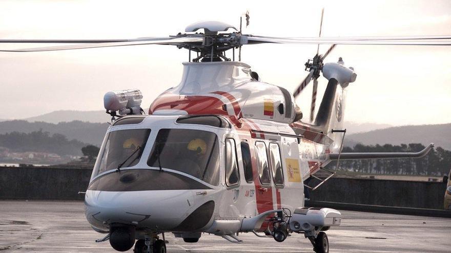 Evacuan en helicóptero a Menorca al capitán de un mercante indispuesto
