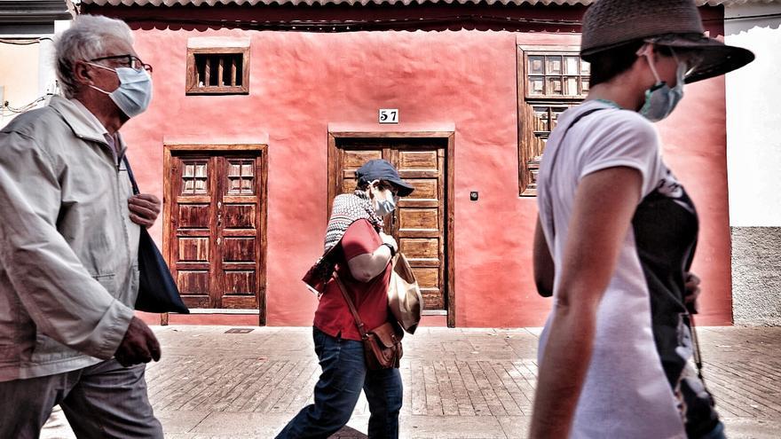 Once municipios de Tenerife siguen en riesgo muy alto por covid-19