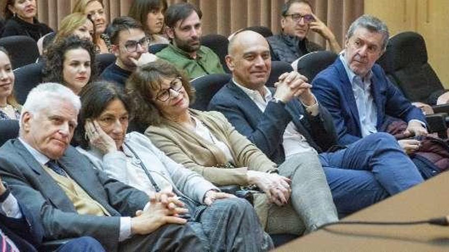 """Ana Rosa Quintana: """"La castaña es un privilegio y Ourense debe apostar por lo que tiene fuerte"""""""