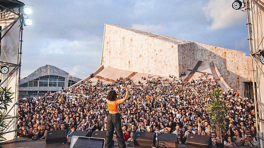 Culleredo se queda con el Morriña Fest, que quería Oleiros en la playa de Santa Cristina