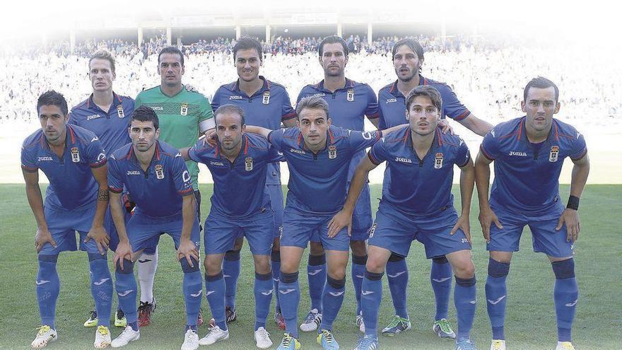 En León empezó el sueño del ascenso del Oviedo