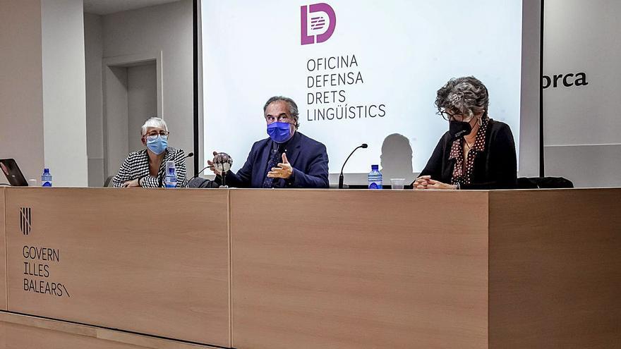 Abre la oficina de defensa  de los derechos lingüísticos de los ciudadanos de Balears