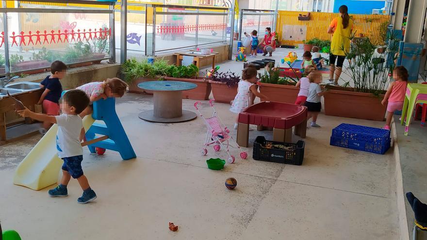 Benidorm abre el plazo para solicitar plaza en las escuelas infantiles municipales