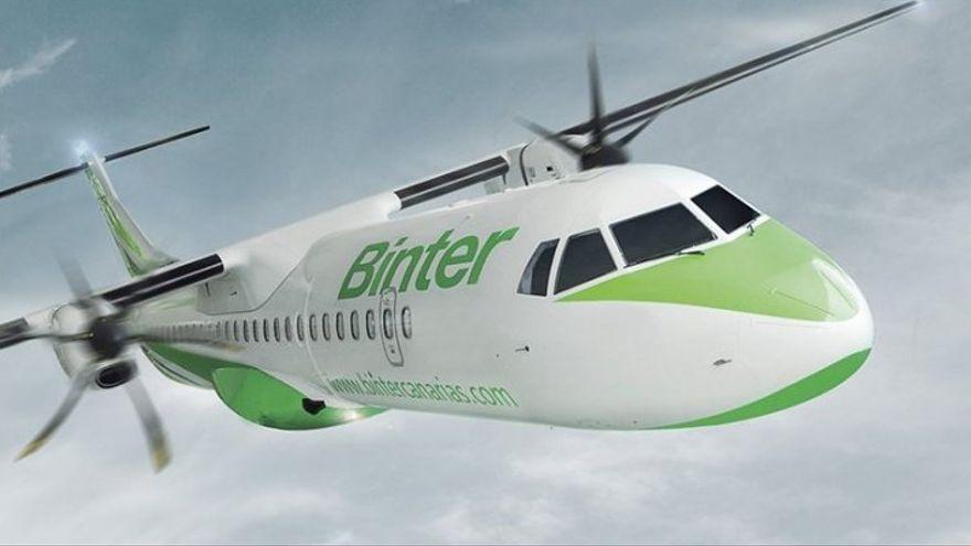 Binter lanza un nuevo 'Bintazo' para volar a los detinos europeos desde 60,85 euros por trayecto
