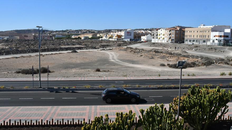 Una empresa madrileña proyecta un gran parque comercial en El Tablero