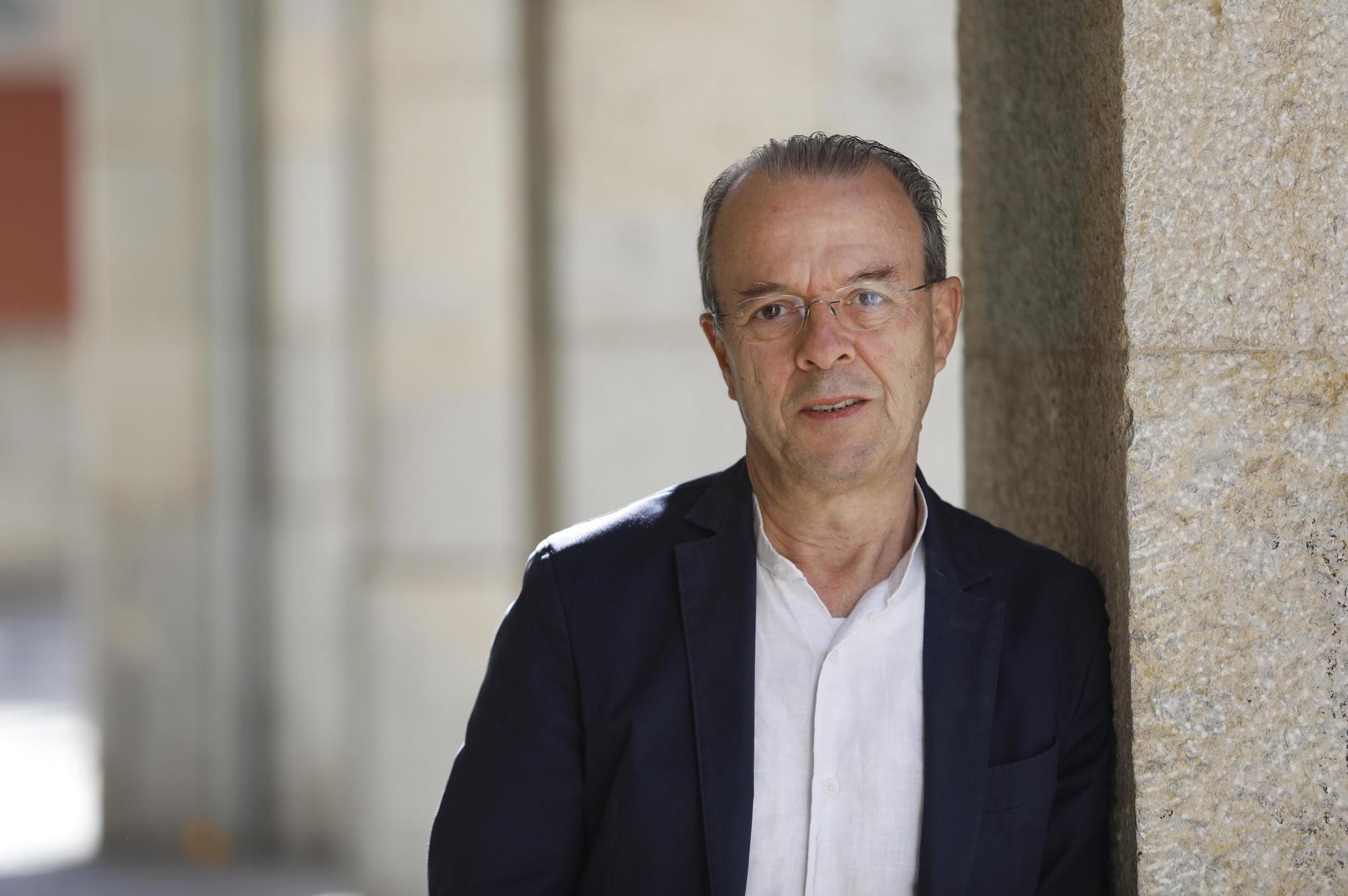 «Vaig fitxar de corresponsal el noi de la pastisseria Puigdemont»