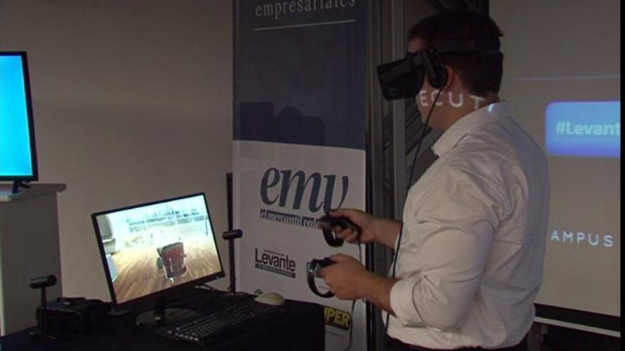 Los datos cobran vida con el 3D y la realidad virtual