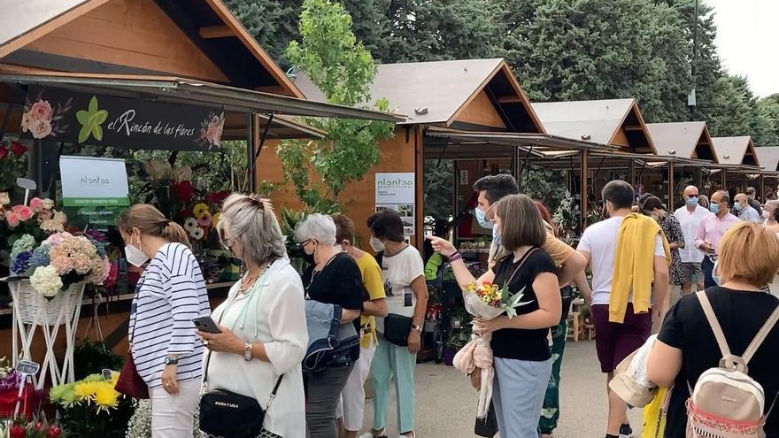 El festival ZGZ Florece suma casi 100.000 visitas en dos días