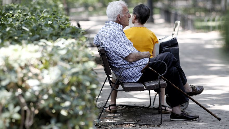 La pensión media en Castilla y León continúa por debajo de la media nacional