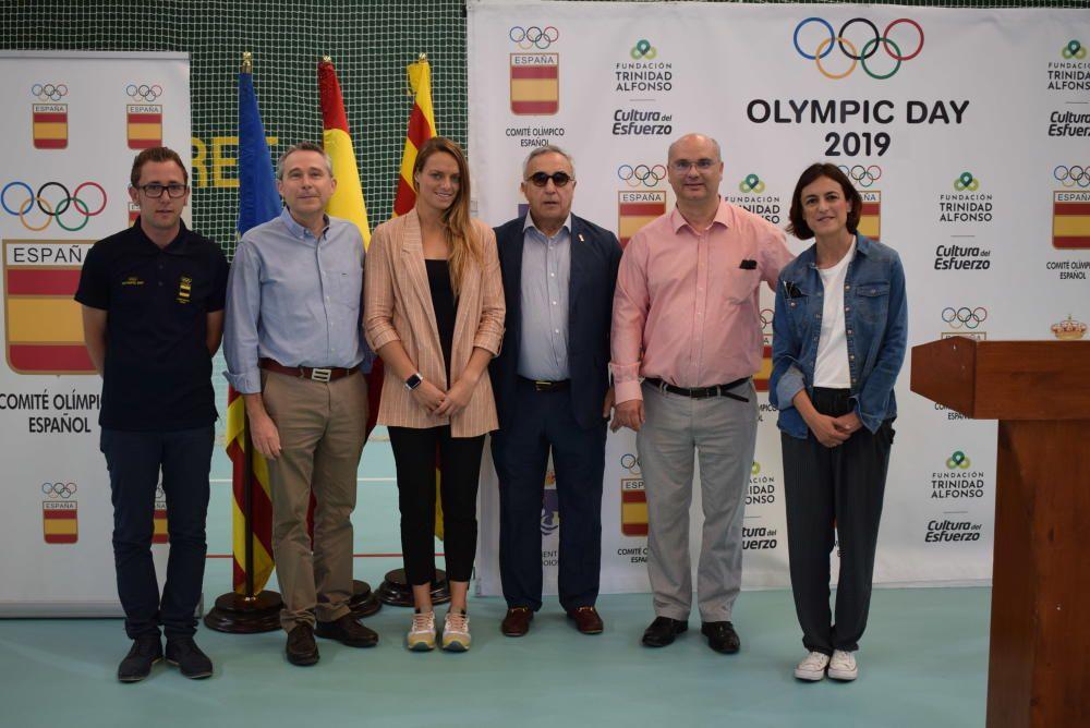 Día Olímpico 2019 en La Vila