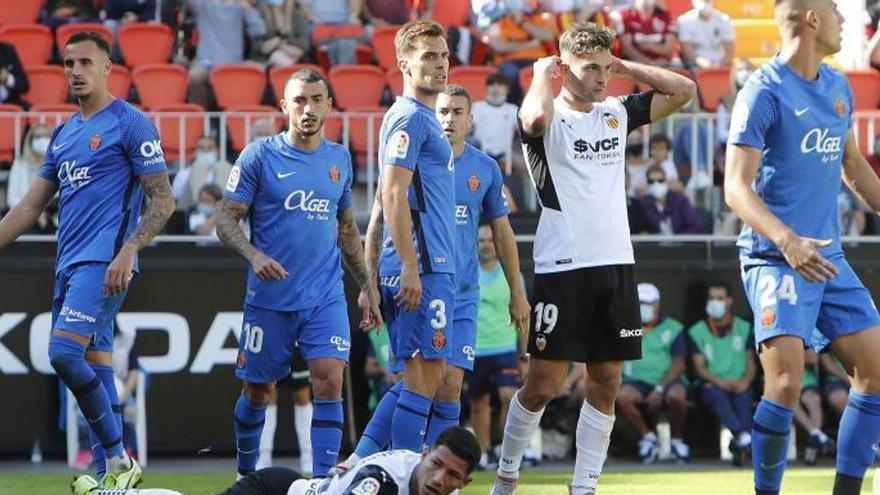 Real Mallorca trennt sich mit 2:2 von Valencia