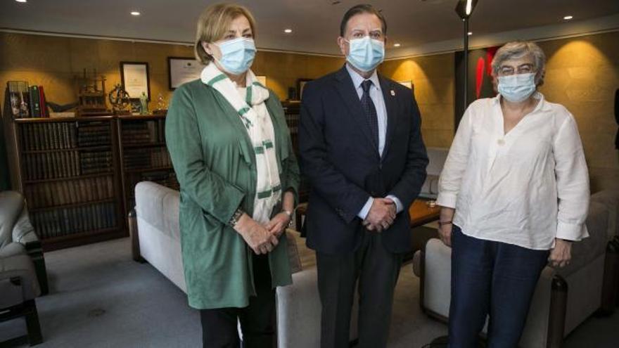 Los alcaldes de Oviedo, Gjón y Avilés analizan en LA NUEVA ESPAÑA, los efectos de la post- pandemia