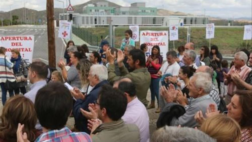 Los vecinos se movilizarán si no abren los quirófanos del Hospital del Guadalhorce