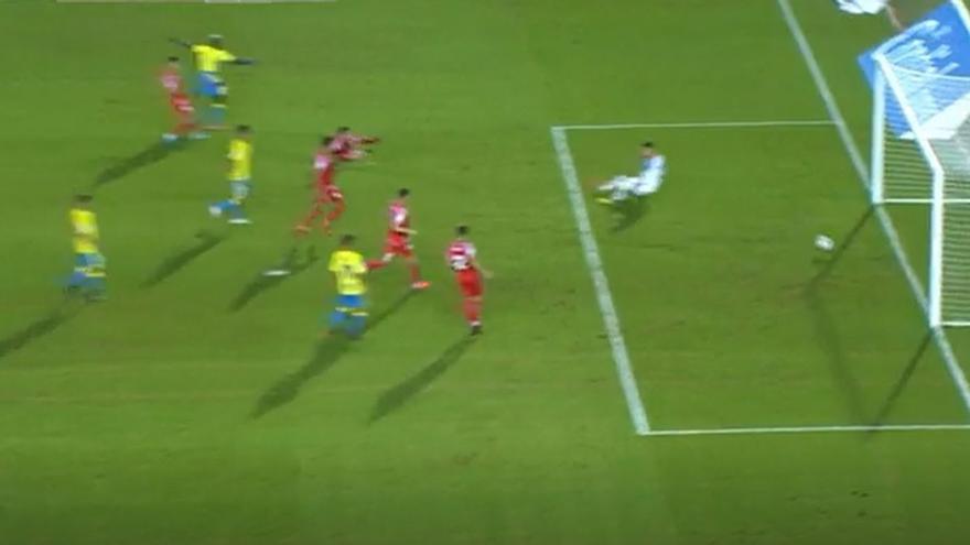 Vídeos de los goles y resumen del partido UD Las Palmas 3 - 3 CF Fuenlabrada