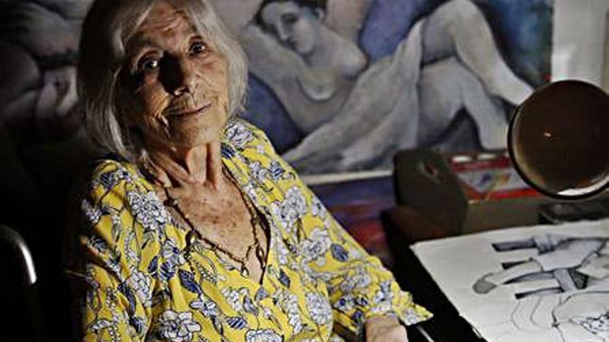 La valenciana Viví Escrivá, Premio Nacional de Ilustración