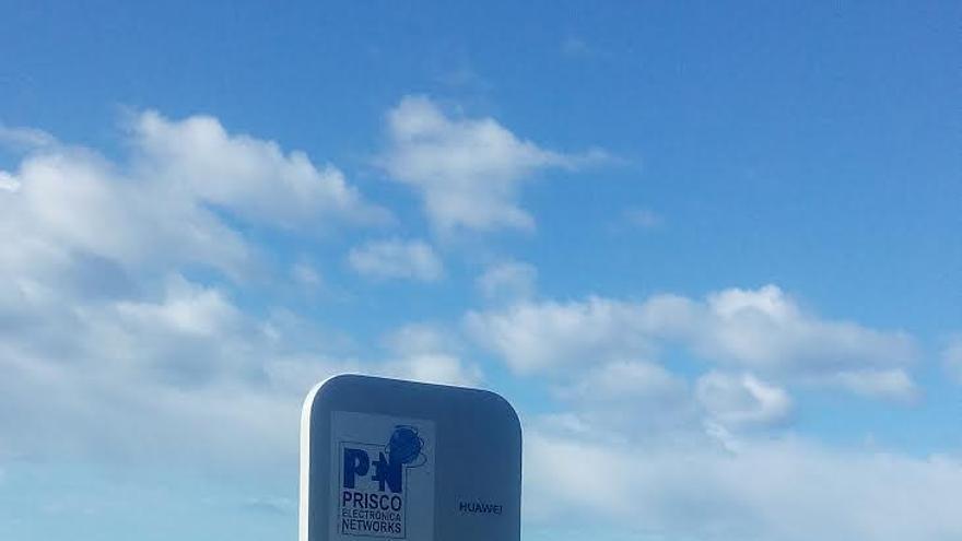 Prisco Electrònica serà pionera en la instal·lació de fibra per l'aire a l'Alt Empordà