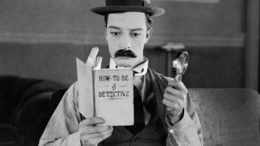 Sherlock Jr by B. Keaton – Cine mudo a piano en directo