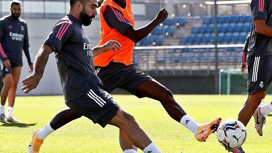 El Madrid vuelve a Valdebebas
