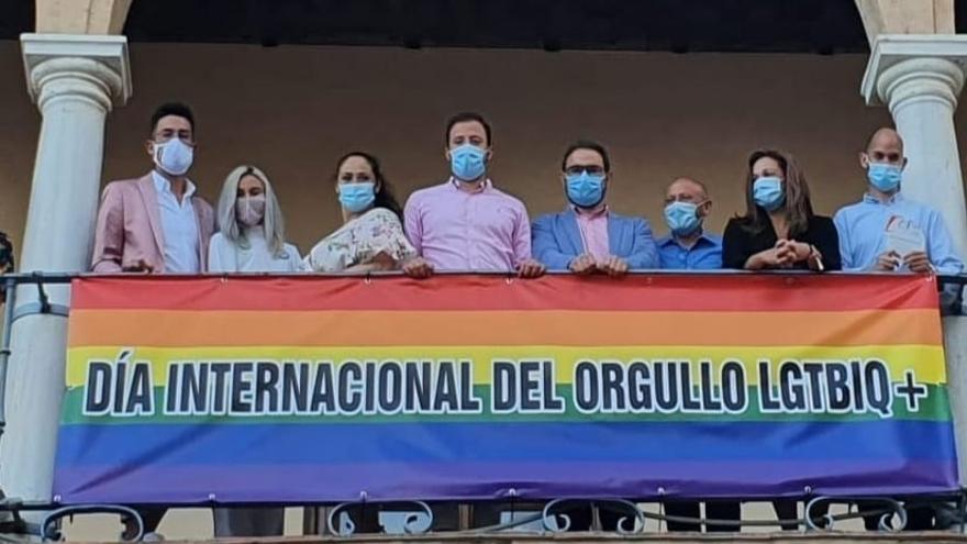 Lorca tendrá una 'Plaza Arco Iris'