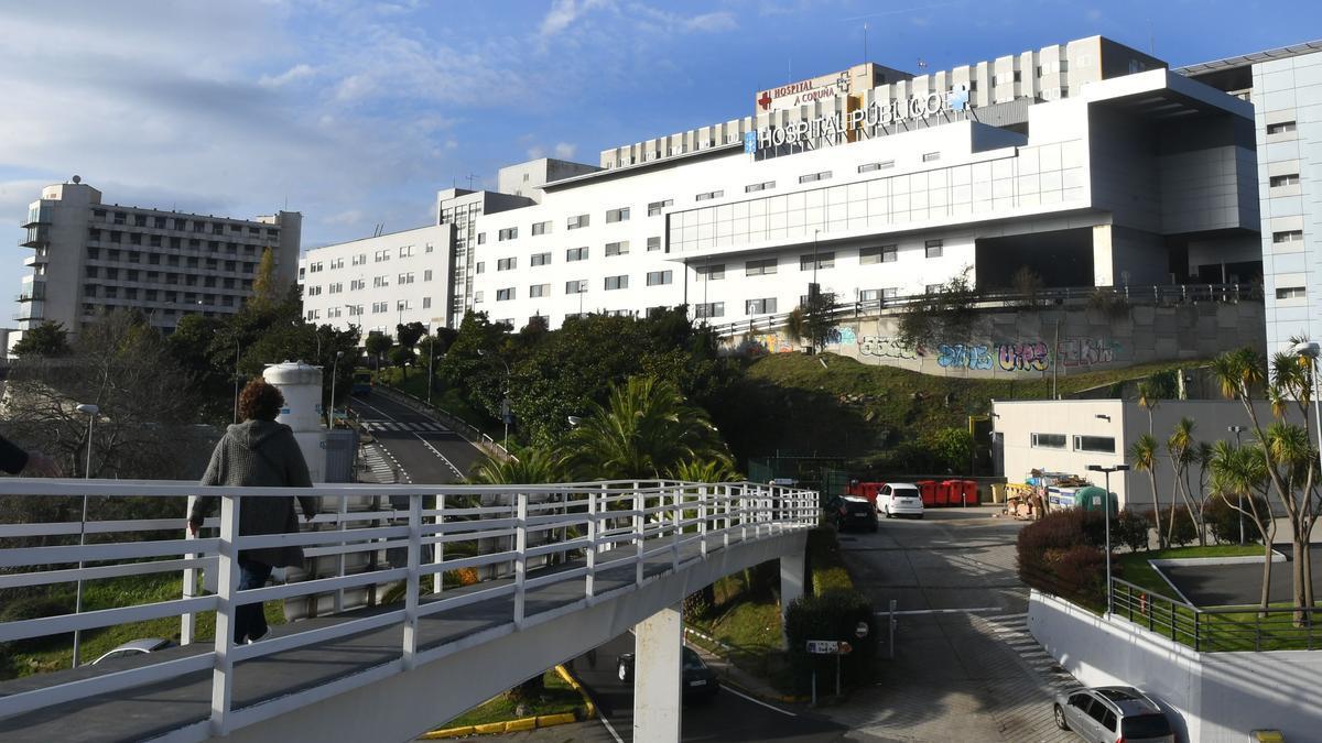 Hospital de A Coruña.