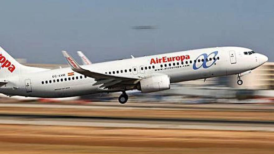 La compra d'Air Europa per part d'Iberia, el gran revulsiu per a Barajas