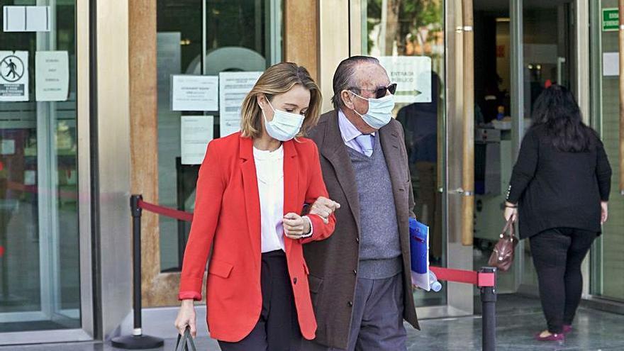 Carlos Fabra declara por ocultar bienes para no pagar la multa del caso Naranjax