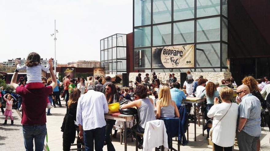 Domingo 27 de mayo: Concierto gratuito de la banda de blues MAHO en la plaza exterior de Bioparc València