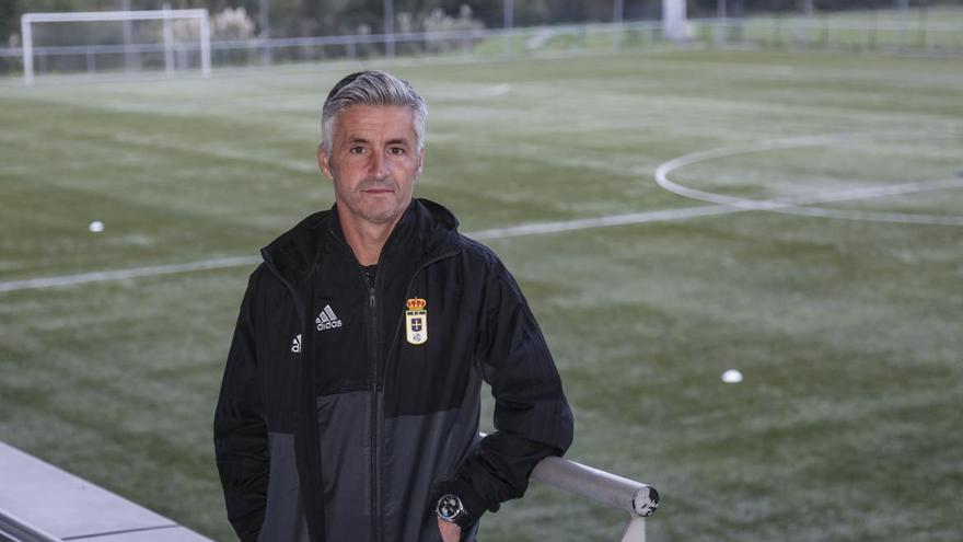 El Vetusta anuncia el fichaje de Jordi Avilés y busca un central