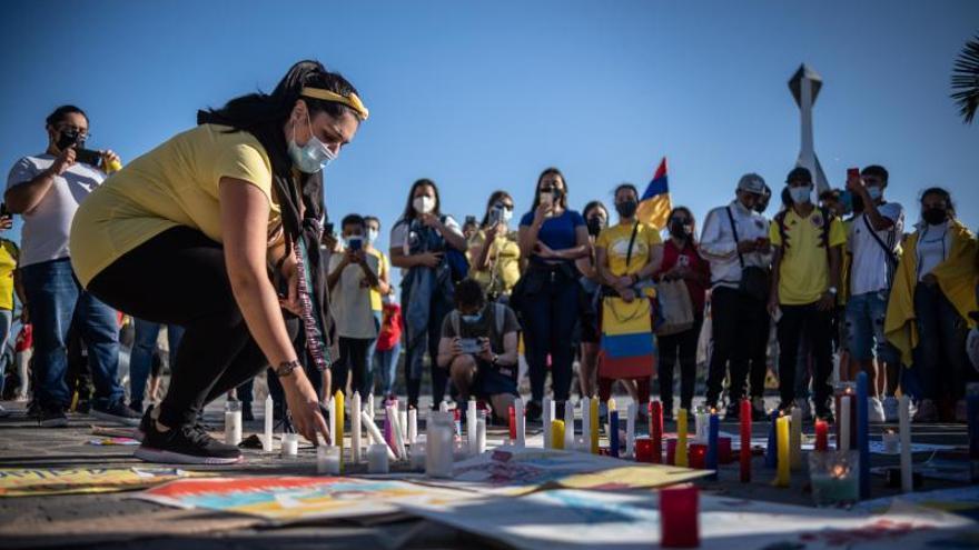 Una vigilia por Colombia
