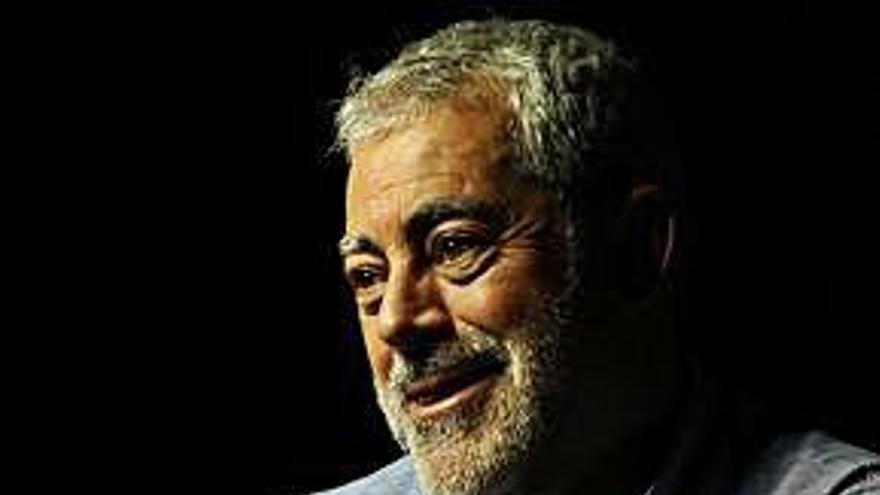 Carlos Blanco será homenajeado hoy en el Festival de Cans