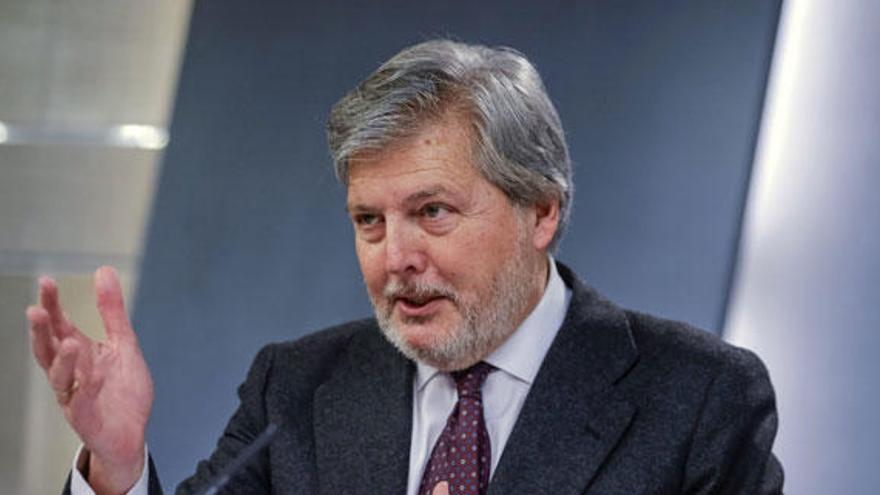 El ministro de Educación Cultura y Deporte asistirá a la gala de los Premios Goya