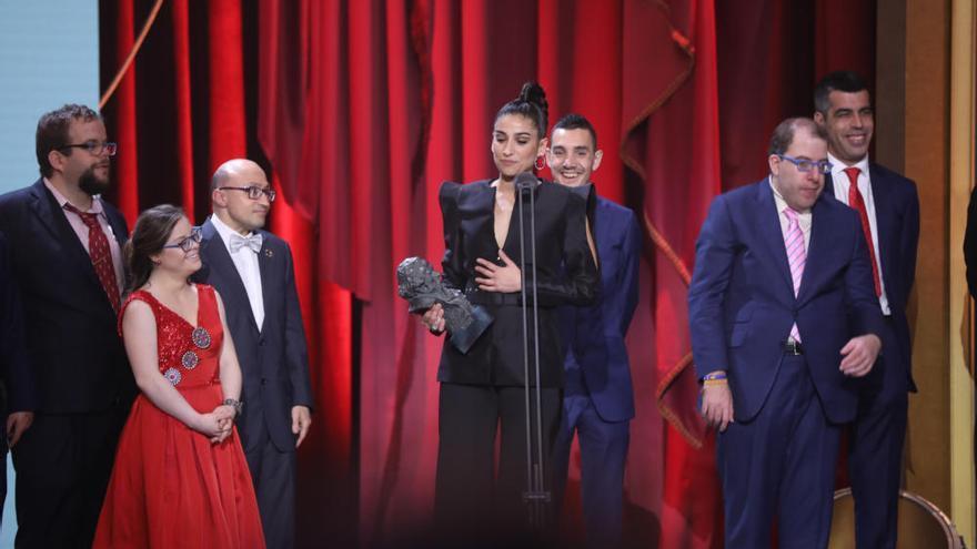 Las imágenes de la gala de los Goya 2019