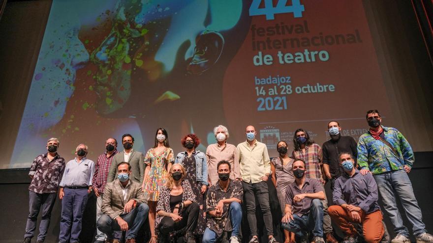 El Festival de Teatro de Badajoz regresa con 16 funciones, cuatro de estreno